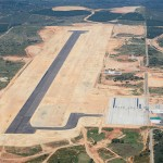 aeropuerto de castellon vista aerea