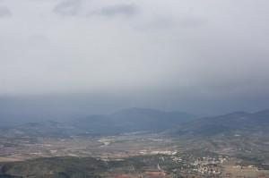 Vistas desde el Centro emisor