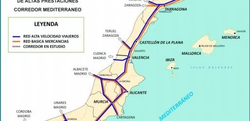 Cumbre de alcaldes en Castellón por el corredor mediterráneo