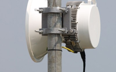 Centro emisor para instalación de antenas de telecomunicaciones
