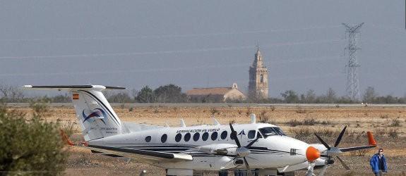 El aeropuerto de Castellón logra el penúltimo permiso para poder abrir