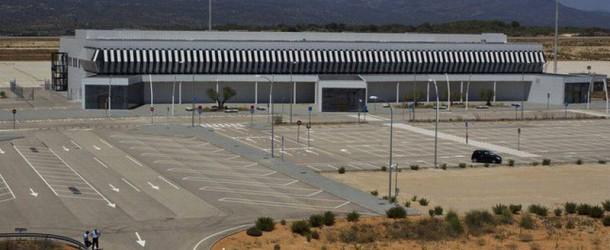 El aeropuerto de Castellón cobra una tasa