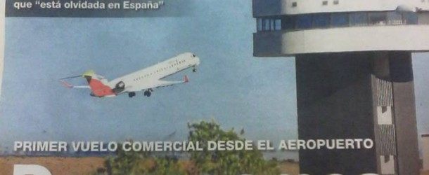 Aeropuerto de Castellón, vuelos