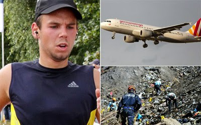 El copiloto de Germanwings practicó un descenso 'injustificado' horas antes de la tragedia