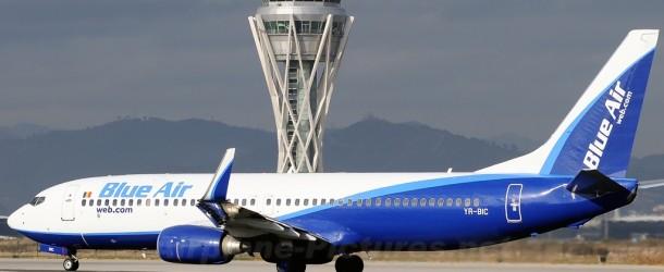 Blue Air sitúa a la comunidad rumana de Castellón como aval a sus nuevas rutas