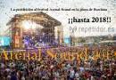 La prohibición al festival Arenal Sound en la playa de Burriana es hasta 2018