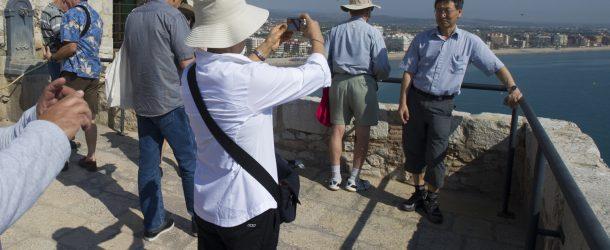 La Comunitat Valenciana ha recibido durante el pasado mes de febrero 433.365 turistas extranjeros