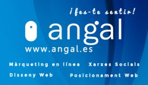 Angal informatica. Paginas web y redes sociales