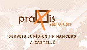 Praxis castellón. Servicios jurídicos