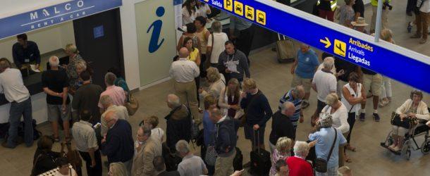 El aeropuerto de Castellón y Turisme