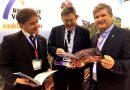 El president de la Generalitat visita la World Travel Market de Londres