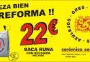 Saca de runa en Barcelona