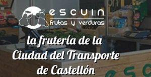 Fruteria ciudad del transporte de Castellon